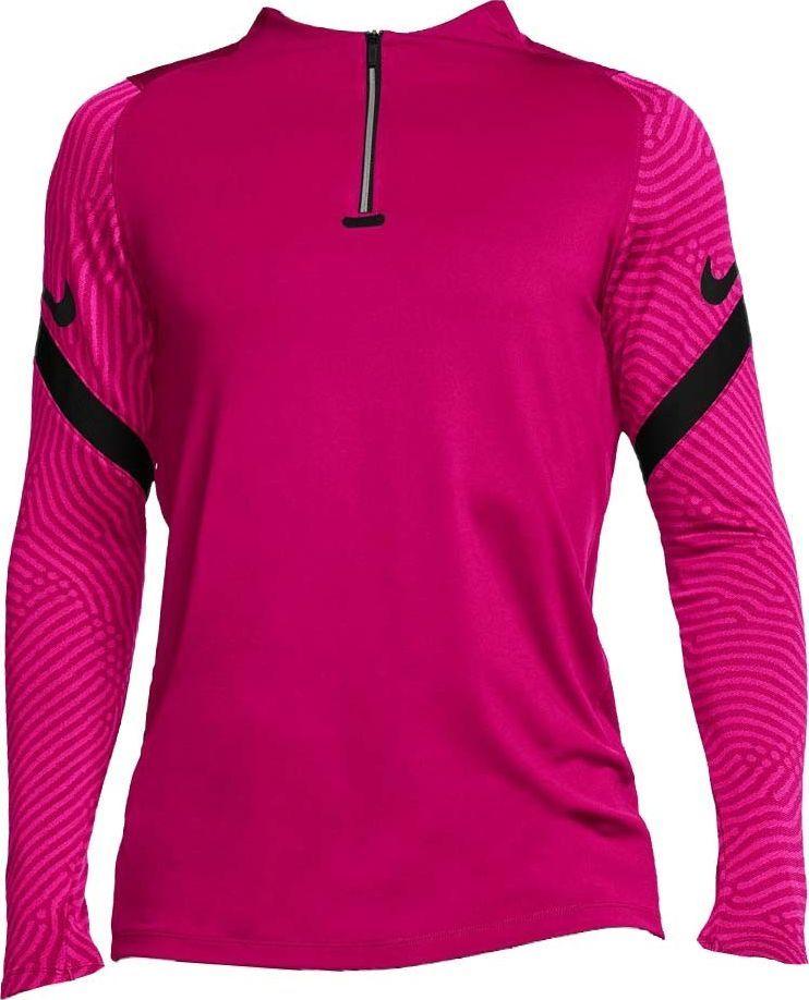Nike Bluza męska Nike Dry Strike Dril Top NG różowa CD0564 639 : Rozmiar - XL 1