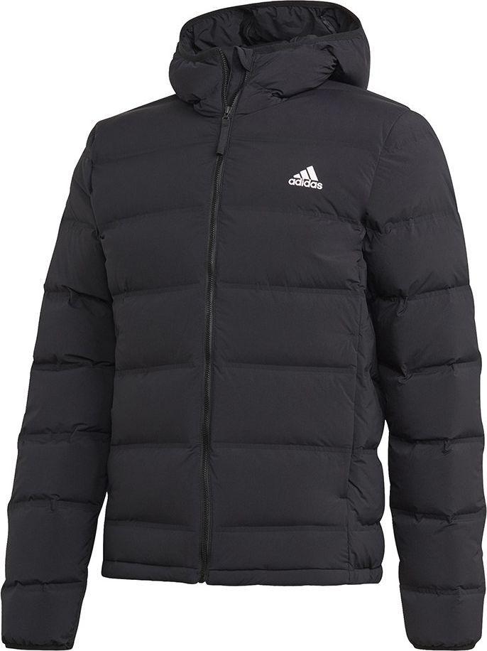 Adidas Kurtka męska adidas Helionic S H J czarna FT2521 : Rozmiar - 2XL 1