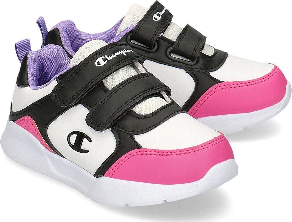 Champion Champion Grafic PS - Sneakersy Dziecięce - S32108-F20-WW001 33 1