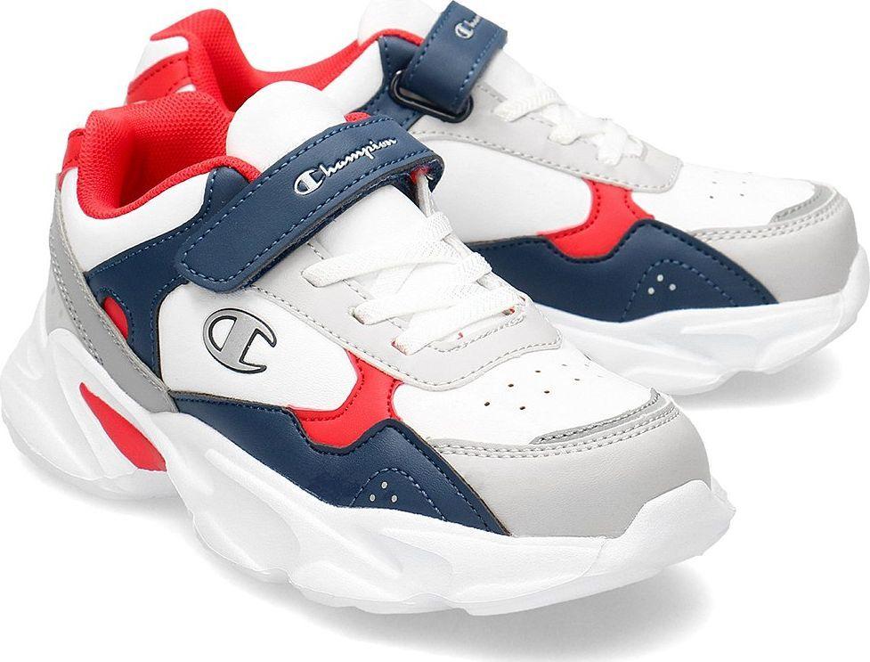 Champion Champion Philly B PS - Sneakersy Dziecięce - S31994-F20-WW001 34 1