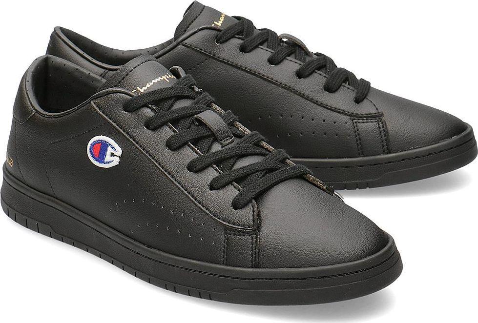 Champion Champion Low Cut Court Club Patch - Sneakersy Męskie - S21585-F20-KK001 43 1