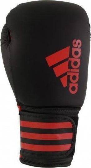 Adidas Rękawice bokserskie  HYBRID 50 czarne  1
