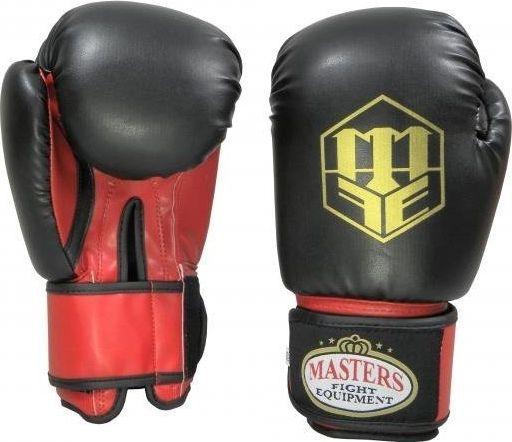 Masters Fight Equipment Rękawice bokserskie MASTERS - RPU-2A uniwersalny 1