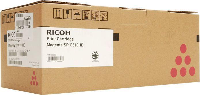 Ricoh Toner 407636 magenta 1