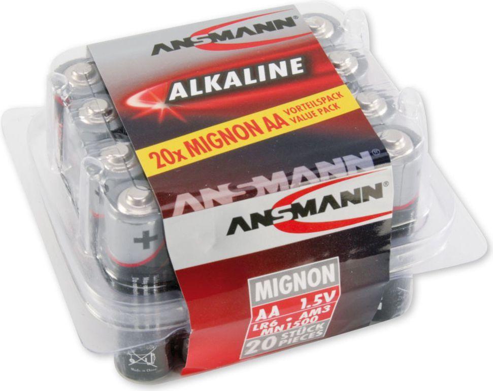 Ansmann Bateria AA / R6 20szt. 1
