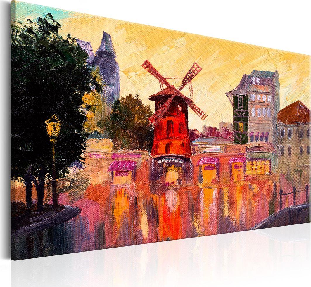 Artgeist Obraz - Miejski młyn ARTGEIST 1