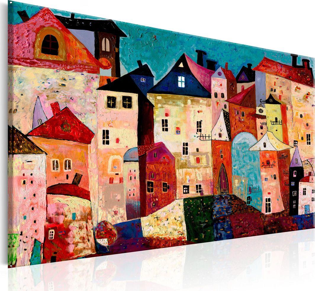 Artgeist Obraz - Artystyczne miasto ARTGEIST 1
