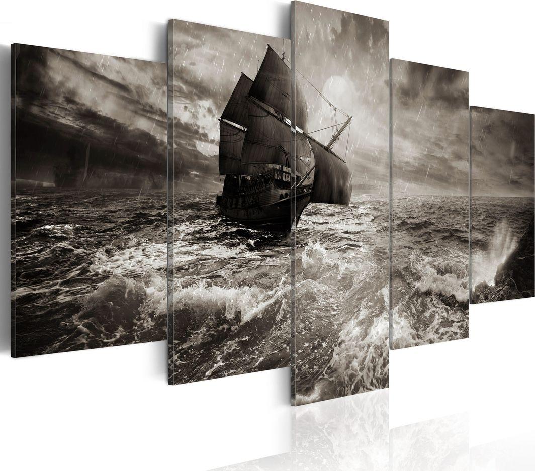 Artgeist Obraz - Okręt podczas sztormu ARTGEIST 1