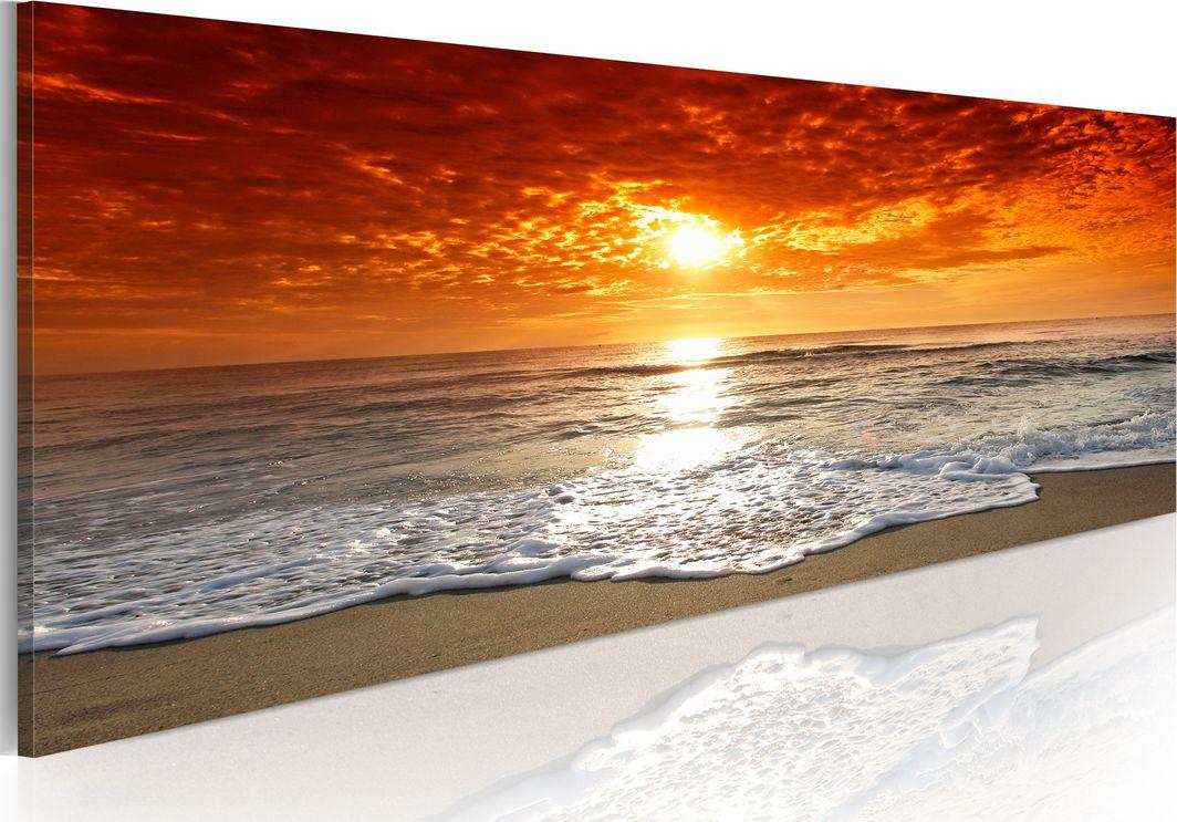 Artgeist Obraz - Romantyczny zachód słońca ARTGEIST 1