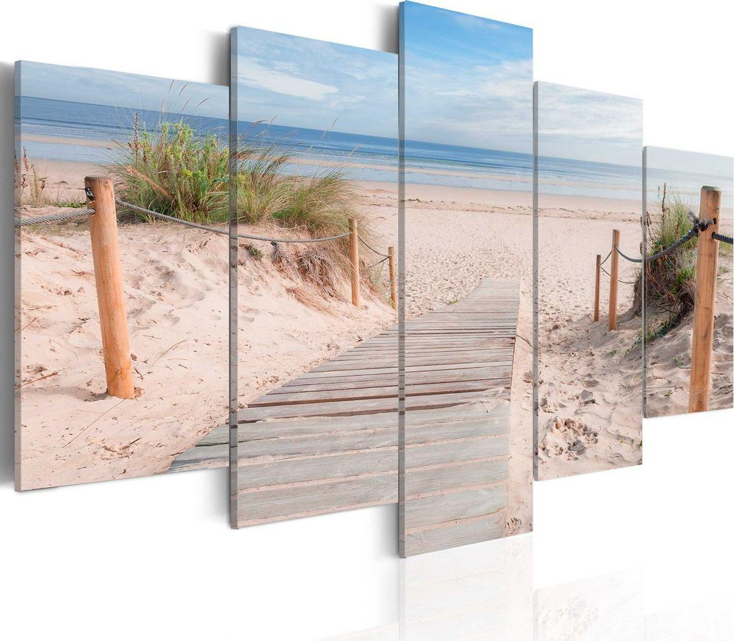 Artgeist Obraz - Poranek na plaży ARTGEIST 1