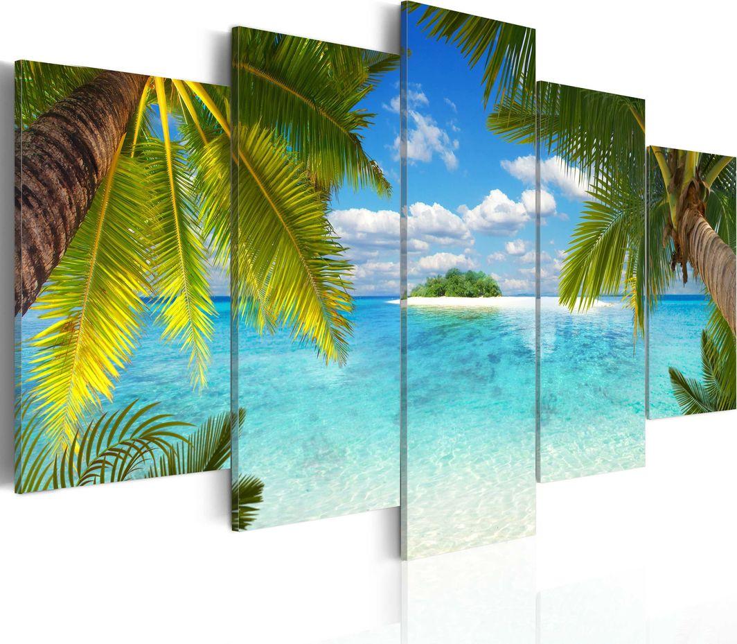 Artgeist Obraz - Rajska wyspa ARTGEIST 1