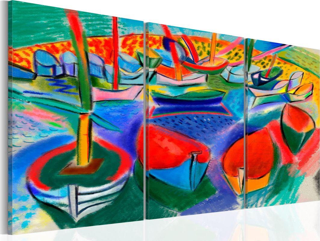 Artgeist Obraz - Morze kolorów ARTGEIST 1