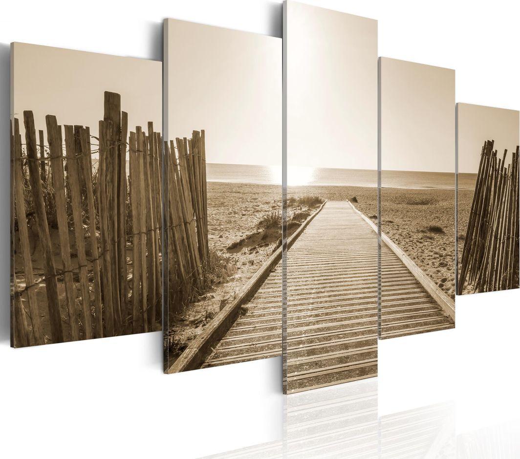 Artgeist Obraz - Plaża wspomnień ARTGEIST 1