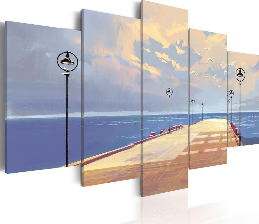 Artgeist Obraz - Nadmorski spacer ARTGEIST 1