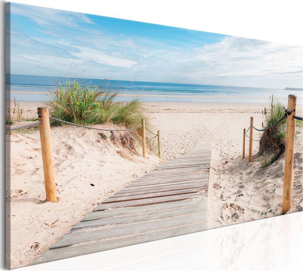 Artgeist Obraz - Zachwycająca plaża ARTGEIST 1