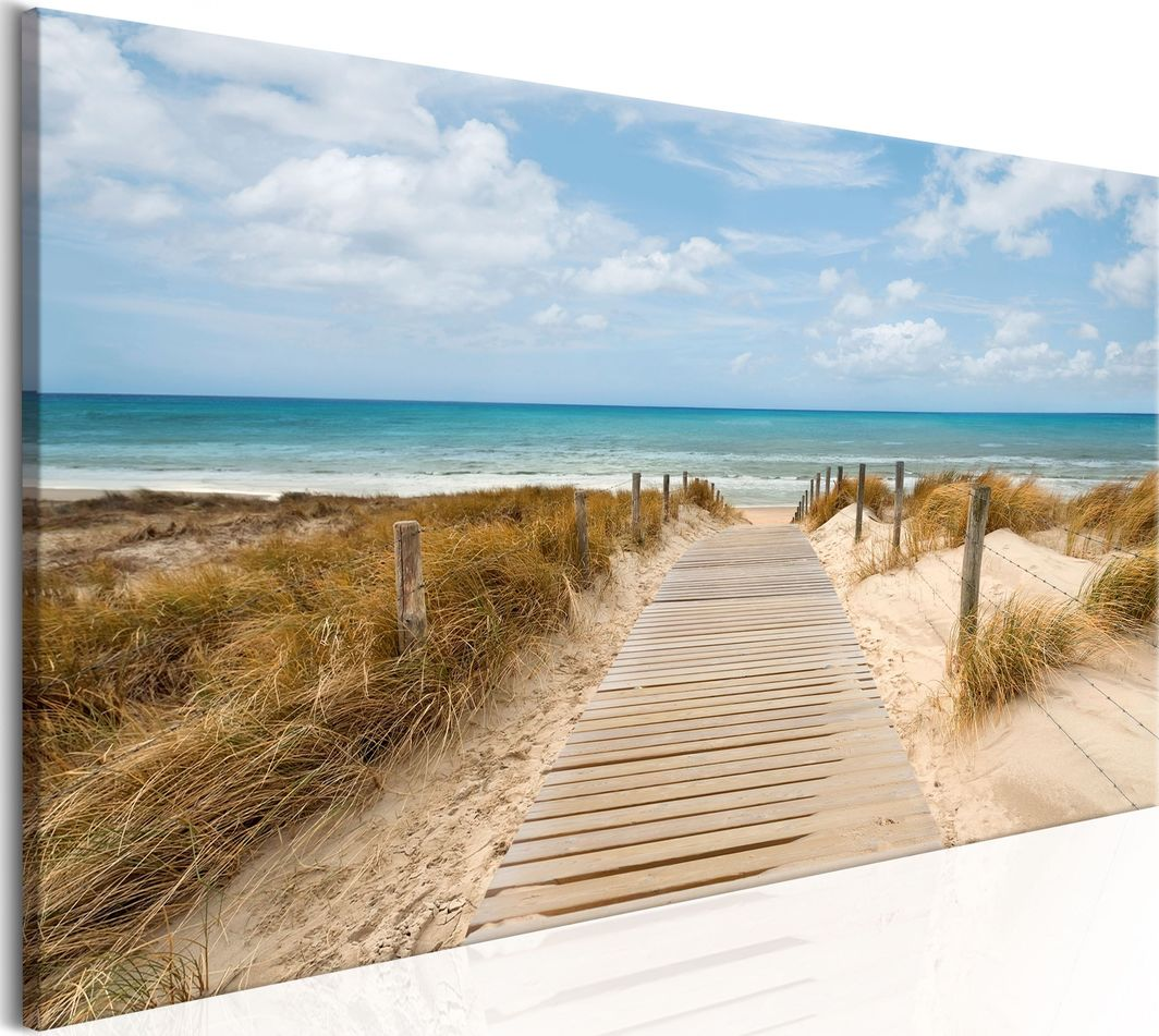 Artgeist Obraz - Wietrzna plaża ARTGEIST 1