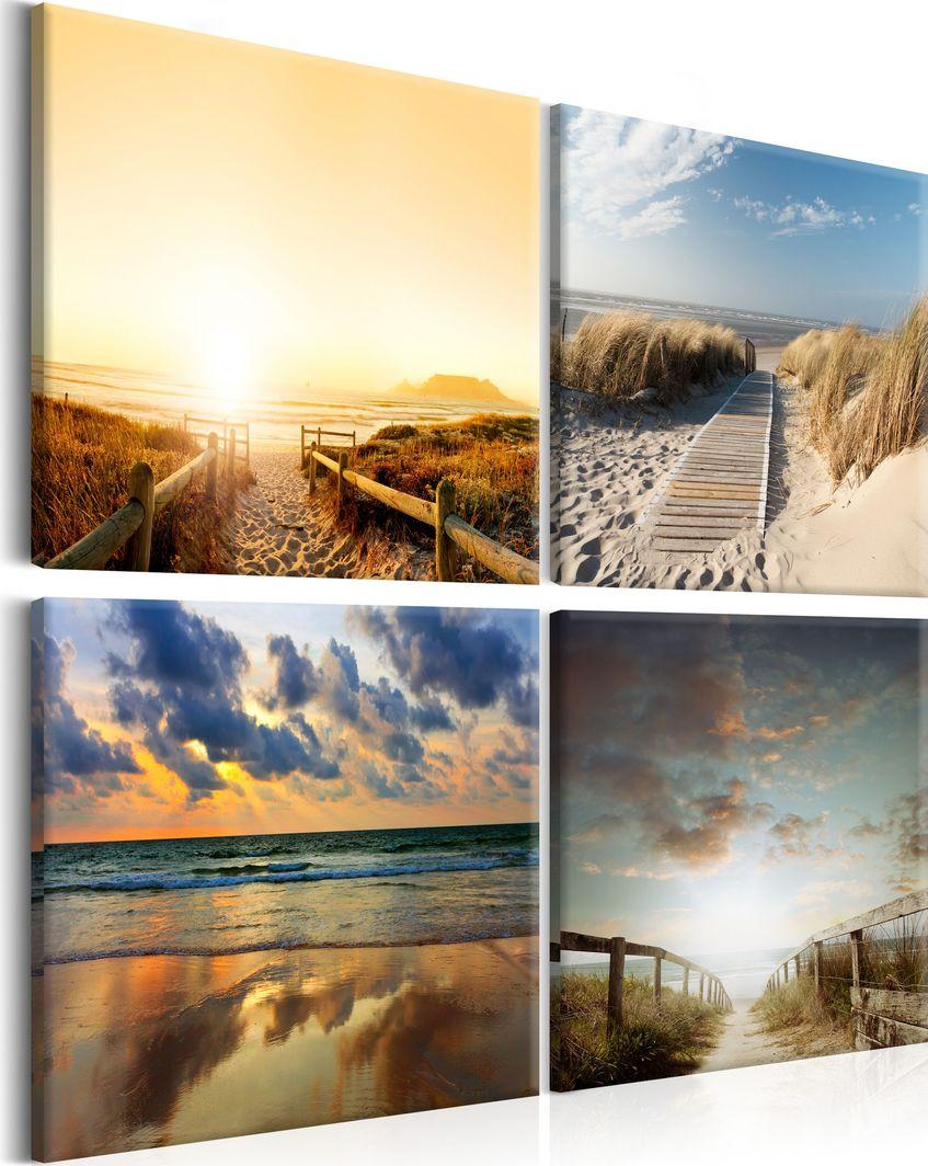 Artgeist Obraz - Na plaży ze snów ARTGEIST 1