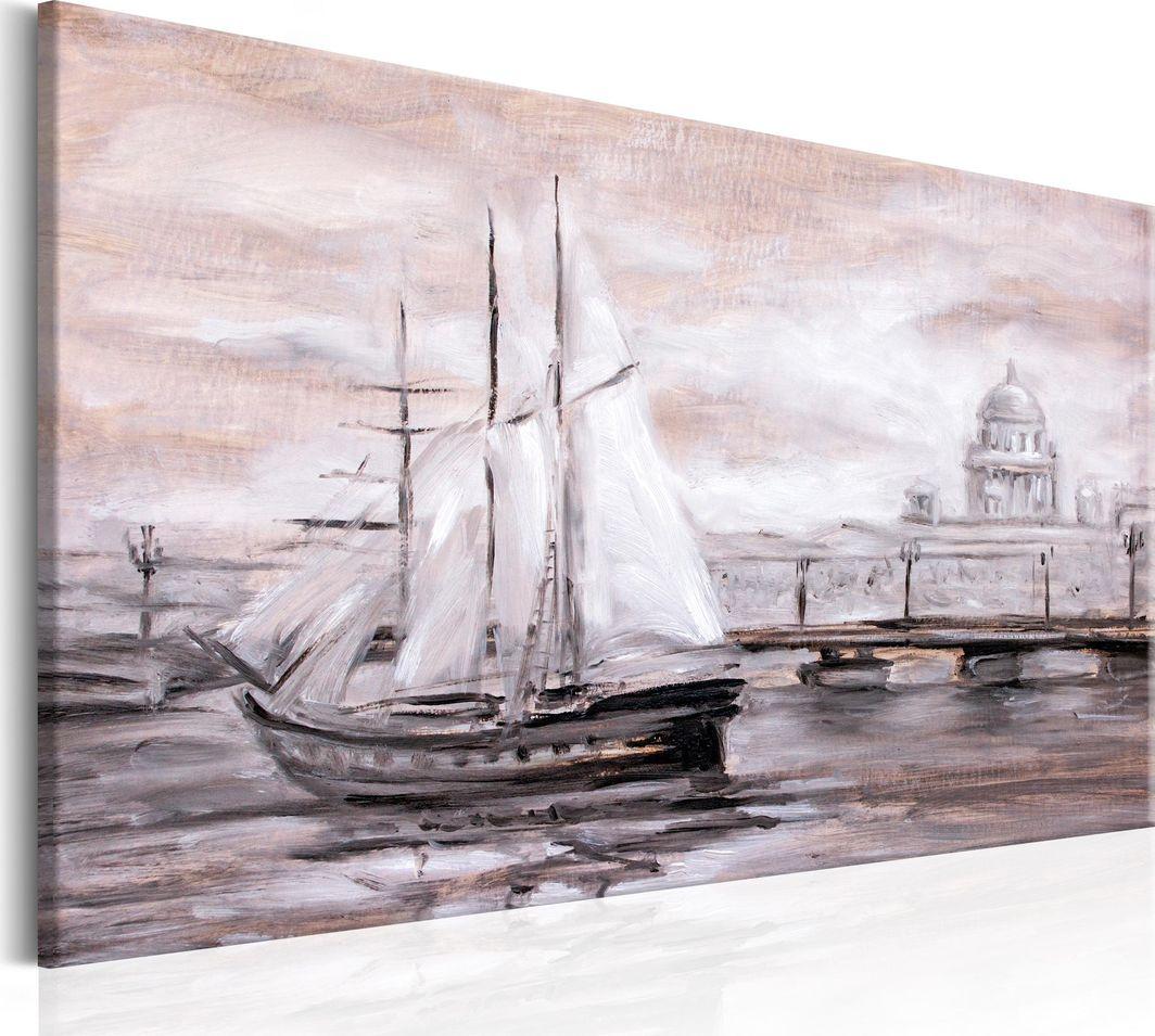 Artgeist Obraz - Urokliwy port ARTGEIST 1