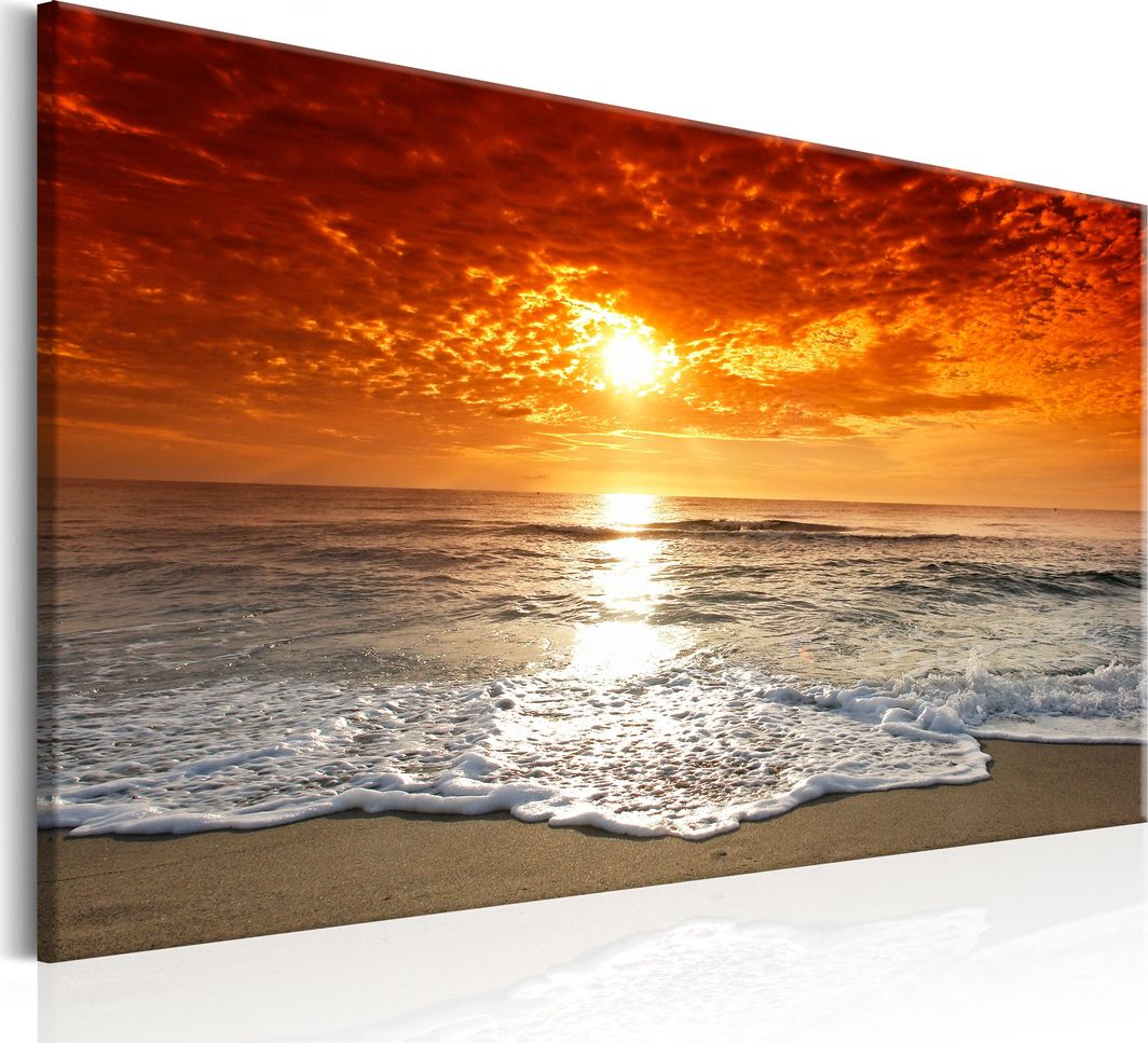 Artgeist Obraz - Przepiękna plaża ARTGEIST 1