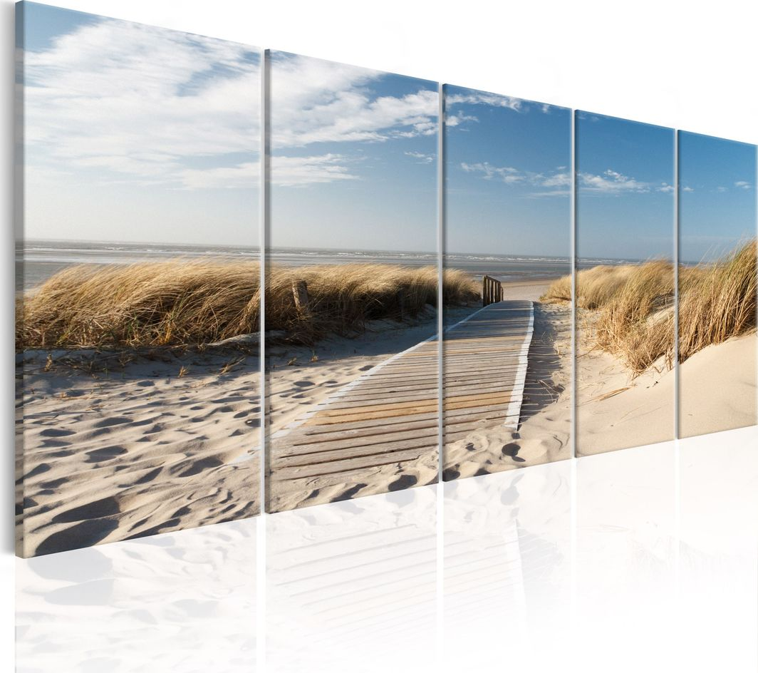 Artgeist Obraz - Wakacje nad morzem ARTGEIST 1