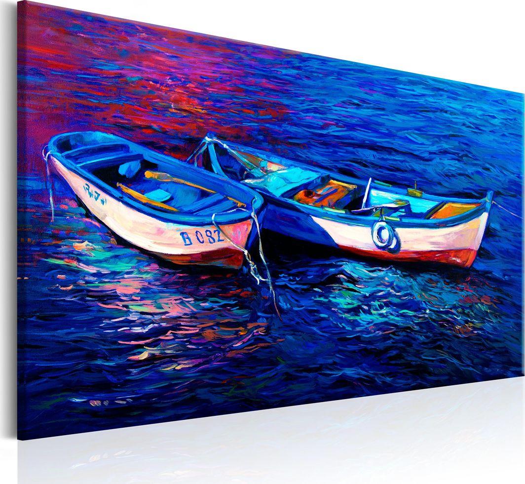 Artgeist Obraz - Opuszczone łodzie ARTGEIST 1