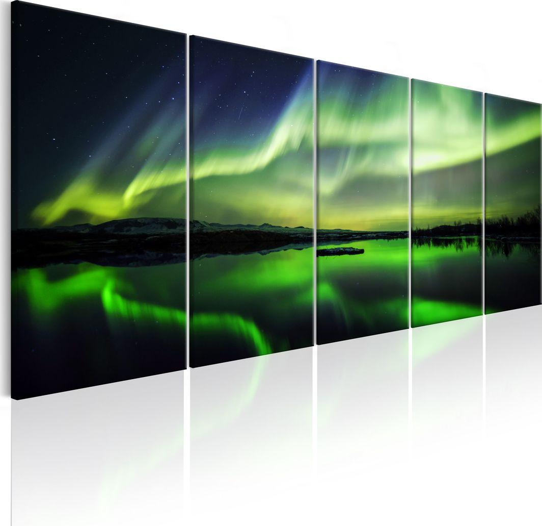 Artgeist Obraz - Zielone niebo I ARTGEIST 1