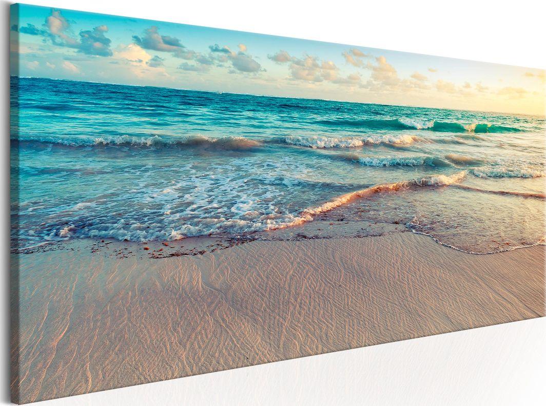 Artgeist Obraz - Plaża w Punta Cana (1-częściowy) wąski ARTGEIST 1