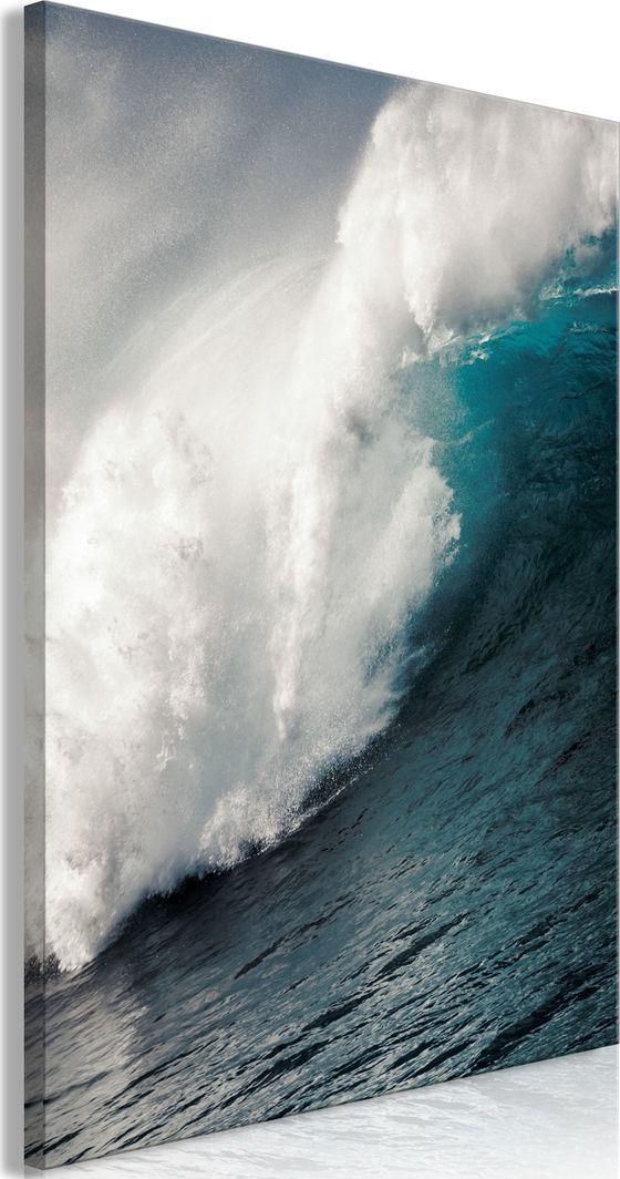 Artgeist Obraz - Fala oceanu (1-częściowy) pionowy ARTGEIST 1