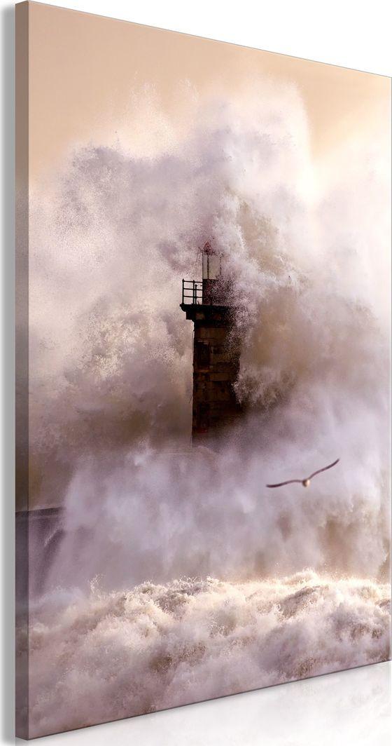Artgeist Obraz - Sztorm (1-częściowy) pionowy ARTGEIST 1