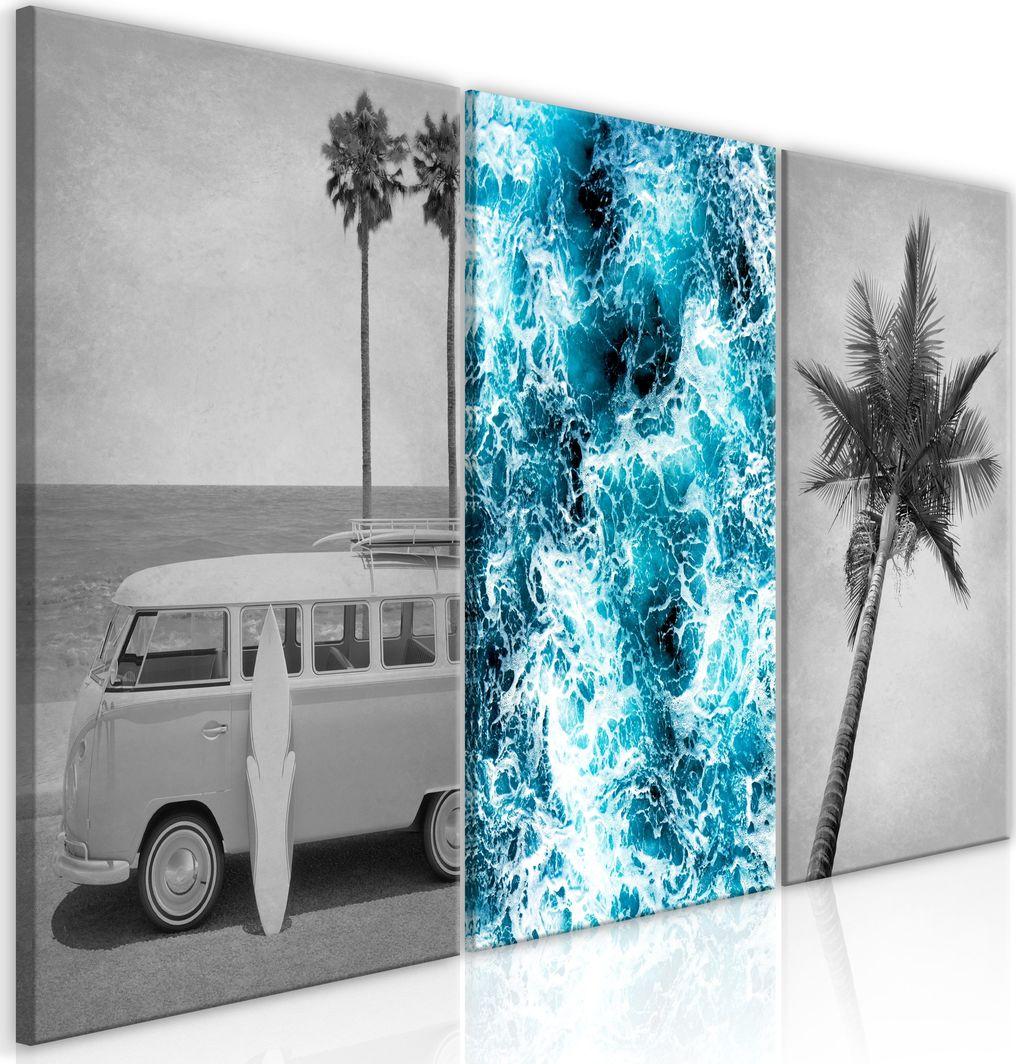 Artgeist Obraz - Wspomnienia z wakacji (3-częściowy) ARTGEIST 1