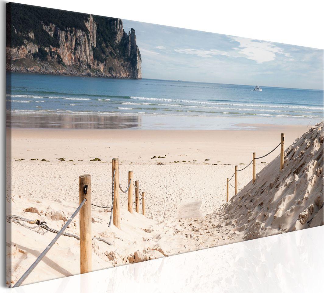 Artgeist Obraz - Scieżka na plaży ARTGEIST 1
