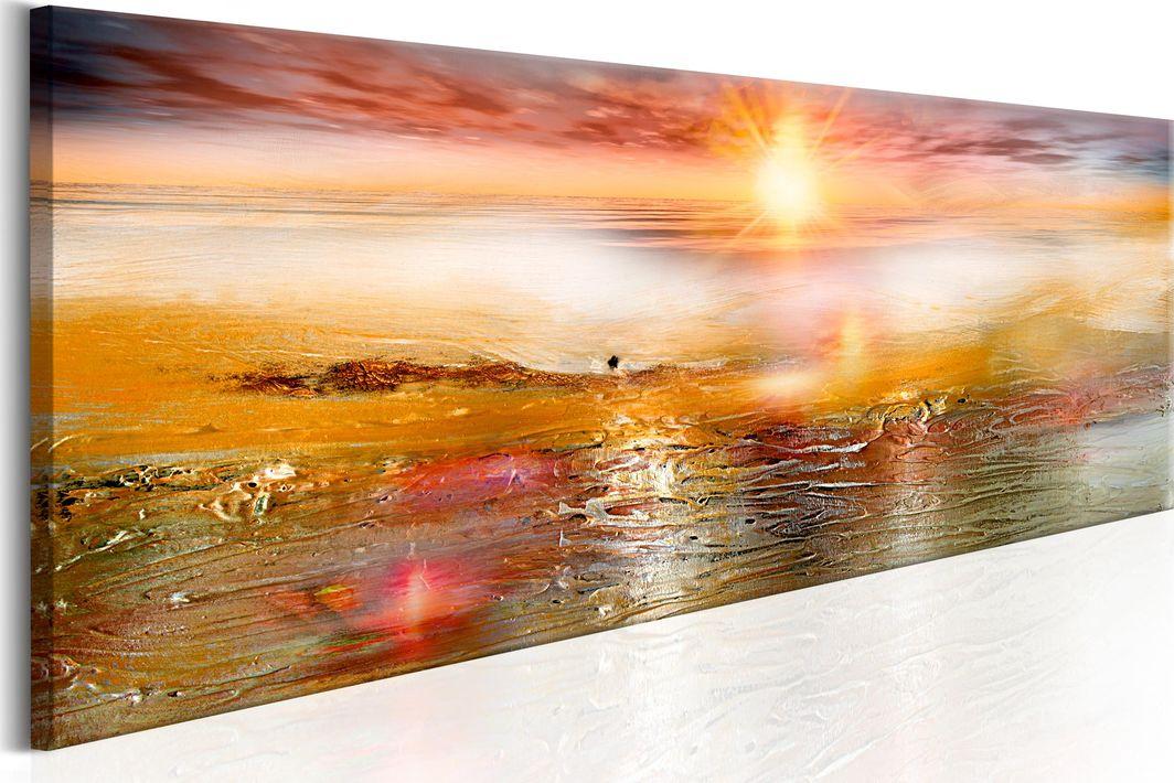 Artgeist Obraz - Pomarańczowe morze ARTGEIST 1