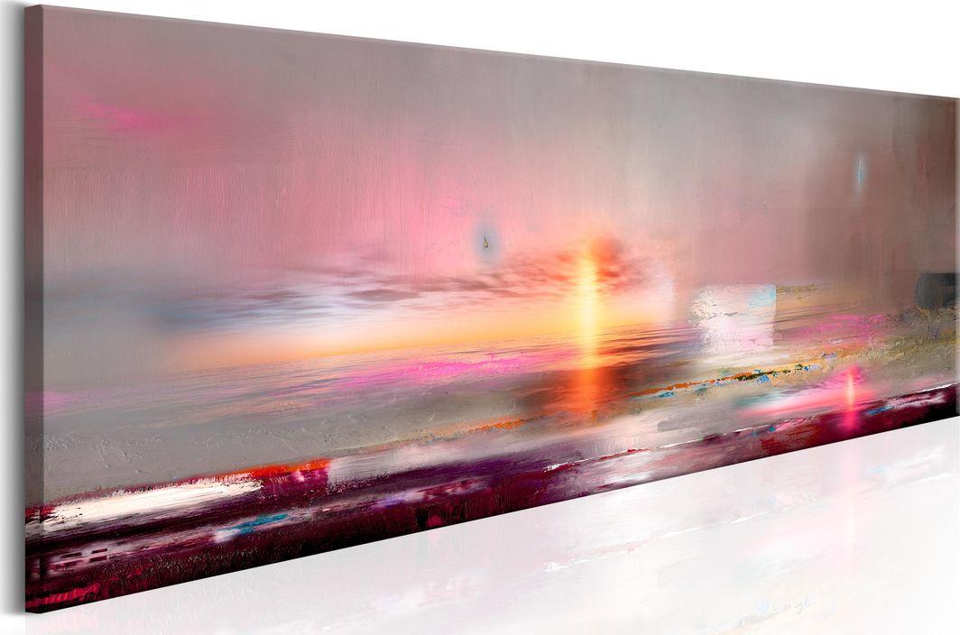 Artgeist Obraz - Różowa plaża ARTGEIST 1