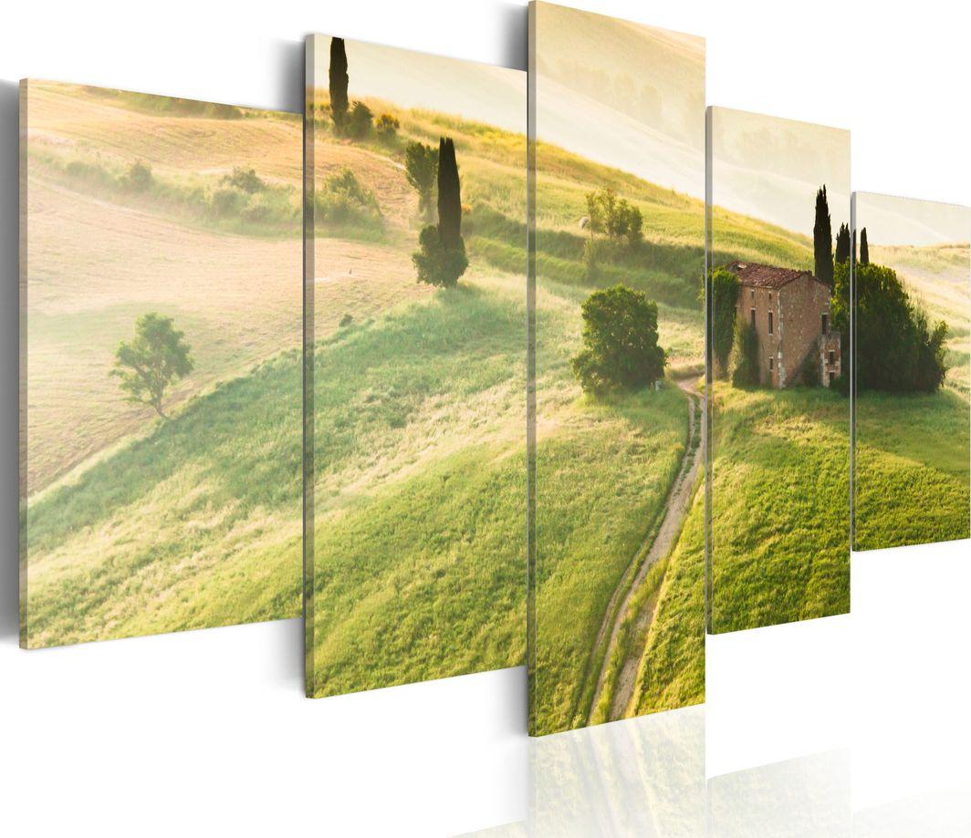 Artgeist Obraz - Zielona Toskania ARTGEIST 1