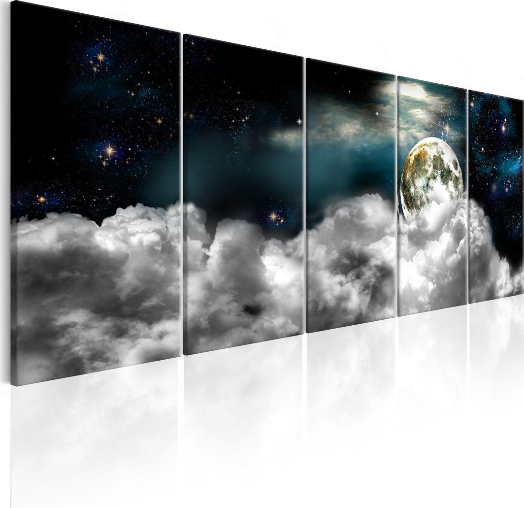 Artgeist Obraz - Księżyc w chmurach I ARTGEIST 1