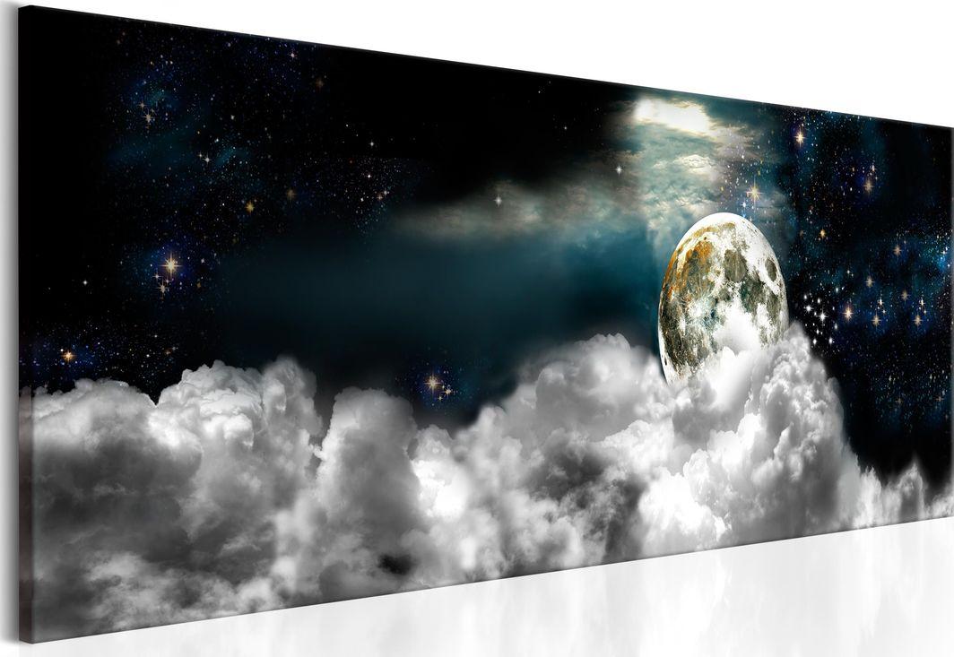 Artgeist Obraz - Księżyc w chmurach ARTGEIST 1