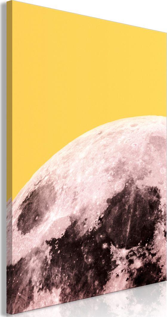 Artgeist Obraz - Słoneczny księżyc (1-częściowy) pionowy ARTGEIST 1
