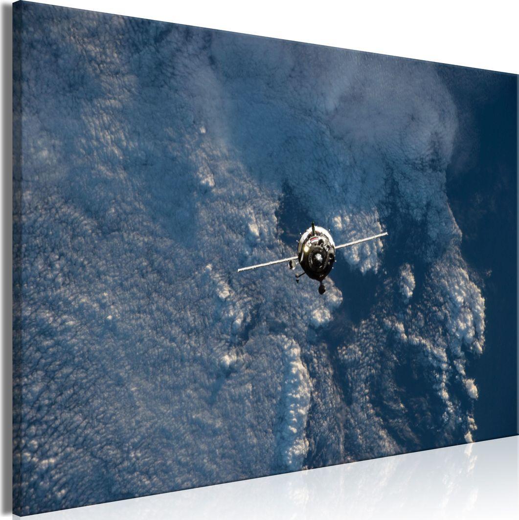 Artgeist Obraz - Błękitna planeta (1-częściowy) pionowy ARTGEIST 1