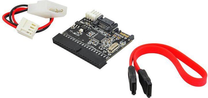 Elmak Adapter SATA/IDE - IDE/SATA (SAVIO AK-04) 1