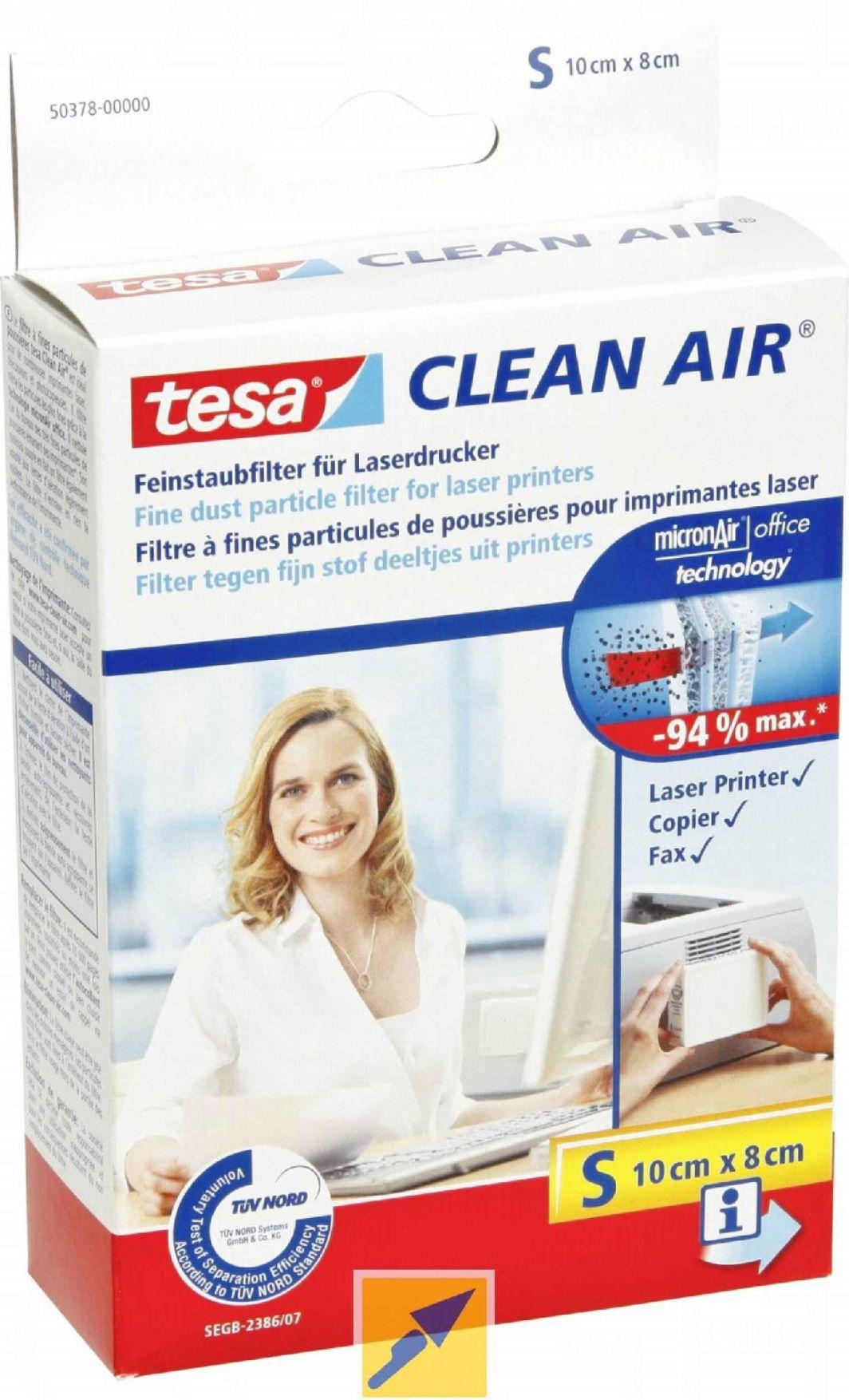 Tesa Filtr Clean Air r. S (50378) 1