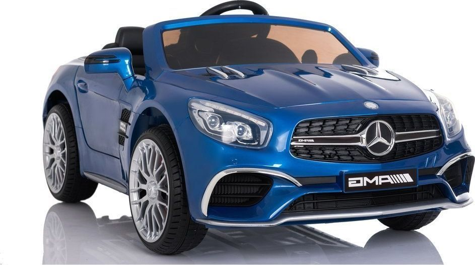 Lean Cars Auto na Akumulator Mercedes SL65 Niebieski Lakier MP4 1