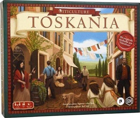 Phalanx Gra Viticulture: Toskania 1