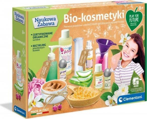 Clementoni Zestaw Bio-kosmetyki (396688) 1