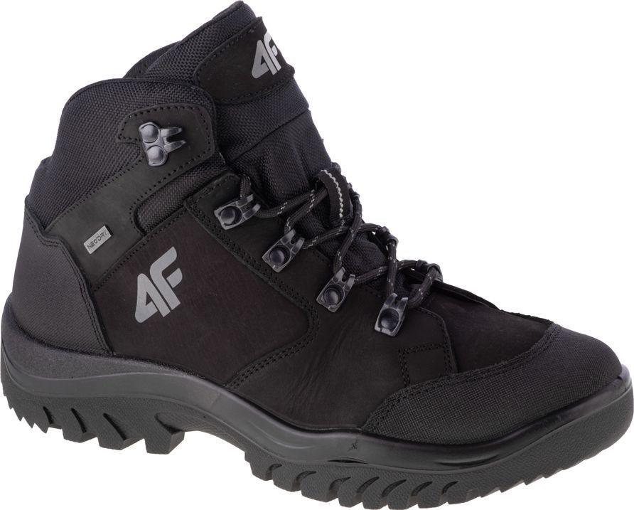 4f Buty trekkingowe męskie H4Z20-OBMH251-21S czarne r. 43 1