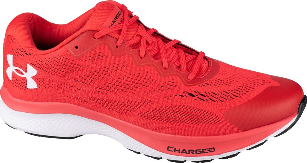 Under Armour Under Armour Charged Bandit 6 3023019-600 czerwone 42 1