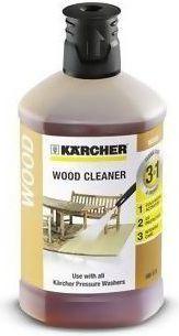 Karcher Środek do czyszczenia drewna 3 w 1, 1 litr (6.295-757.0) 1