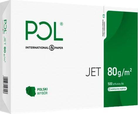 International Paper Papier ksero PolJet A4 80g. 500 arkuszy 1