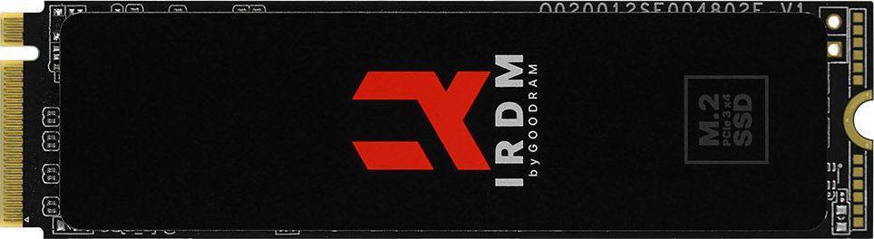 Dysk SSD GoodRam IRDM M.2 2 TB M.2 2280 PCI-E x4 Gen3 NVMe (IR-SSDPR-P34B-02T-80) 1