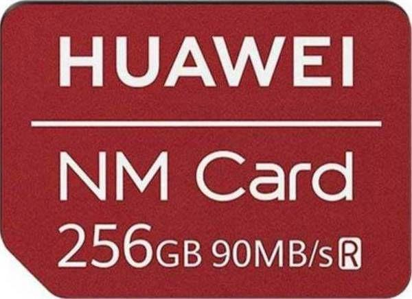 Karta Huawei NM Card NM 256 GB  (6901443270125) 1