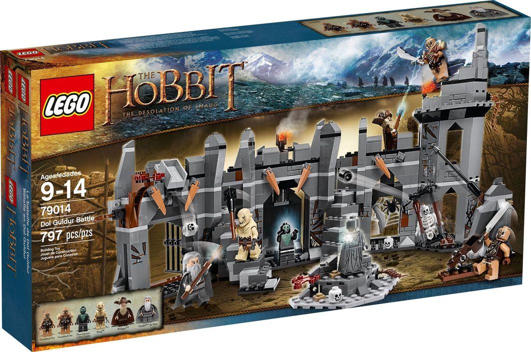 LEGO The Hobbit Bitwa w Dol Guldur (79014) 1